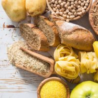 Selection of complex carbohydrate food sources